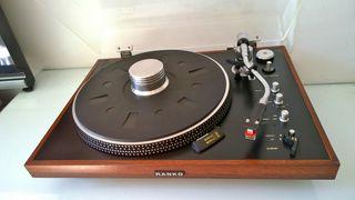 CEC Ranko BA-5200 Plato Tocadiscos Vintage