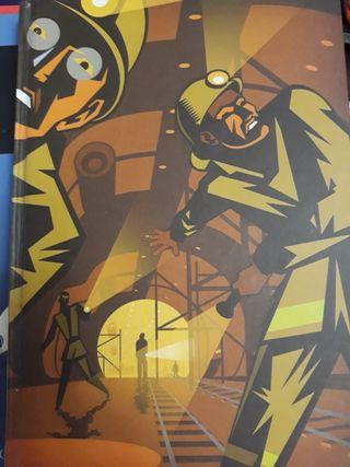 Libro 'La tuneladora'