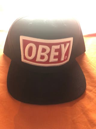 Gorras OBEY
