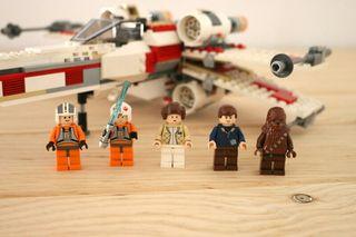 X-Wing de Lego Star Wars