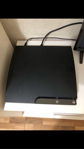 Play Station 3 de 250gb con un mando