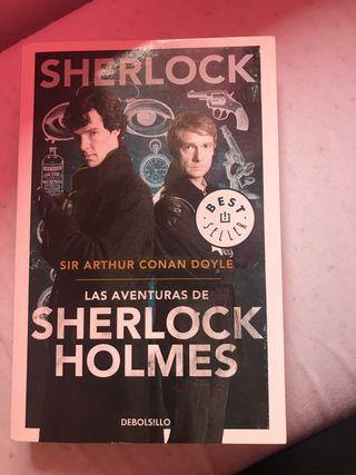 Sherlock Holmes libro