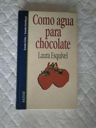 Como agua para chocolate. Libro