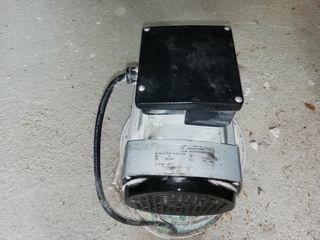 motor eléctrico hormigonera,