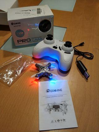 Used, Mini-drone Eachine E10C for sale  UK