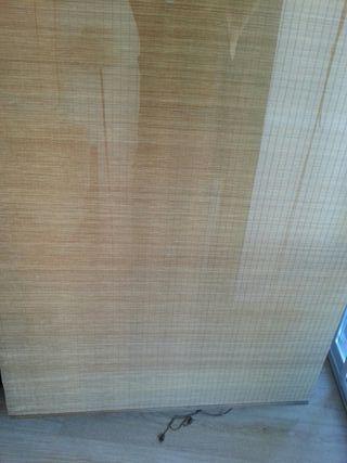 Estor enrollable Bambu