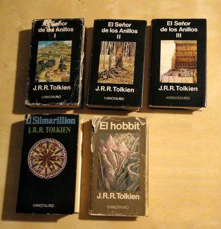 Primera Edición Señor Anillos Hobbit Silmarillion