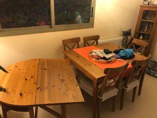 Mesa de Comedor para 8 comensales