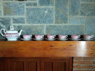 Juego de té o café La Cartuja