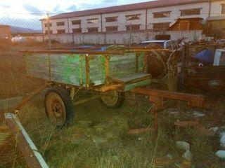 carro para tractorcillo , mula o demas
