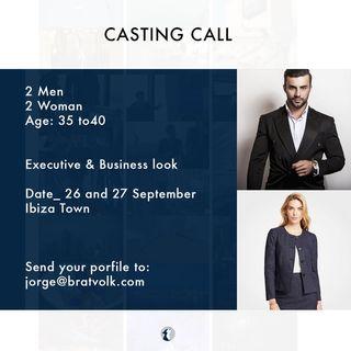 Casting Call.