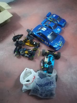 coches rc gasolina