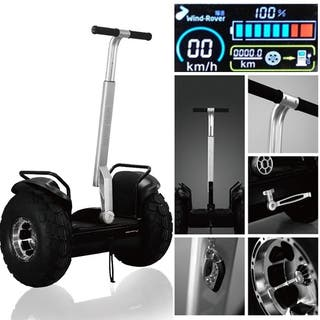 PATINETE ELECTRICO HOVERBOARD PATIN POLICIA-SEGWAY