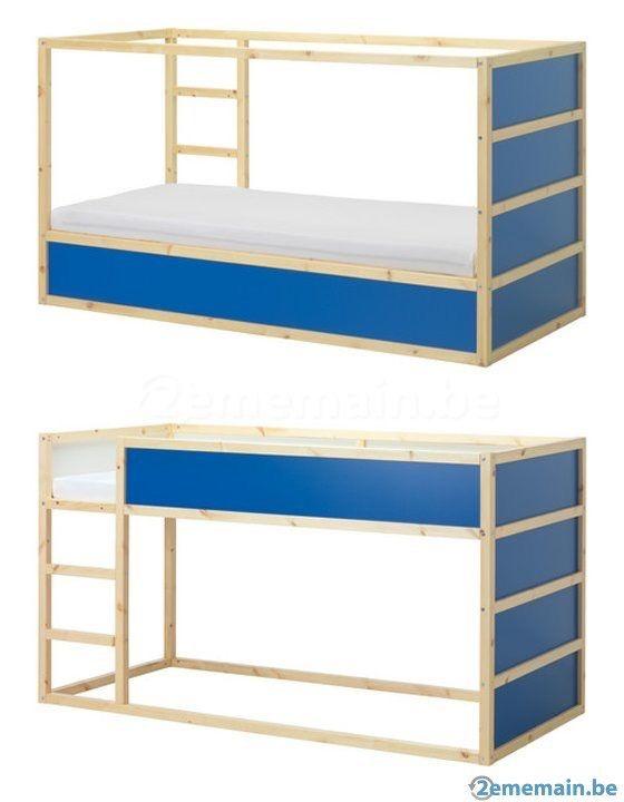 Cama Litera Para Niños Ikea De Segunda Mano Por 70 En Sant Boi De