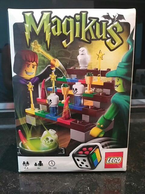 Juego De Mesa Lego Magikus 3836 De Segunda Mano Por 15 En Malaga