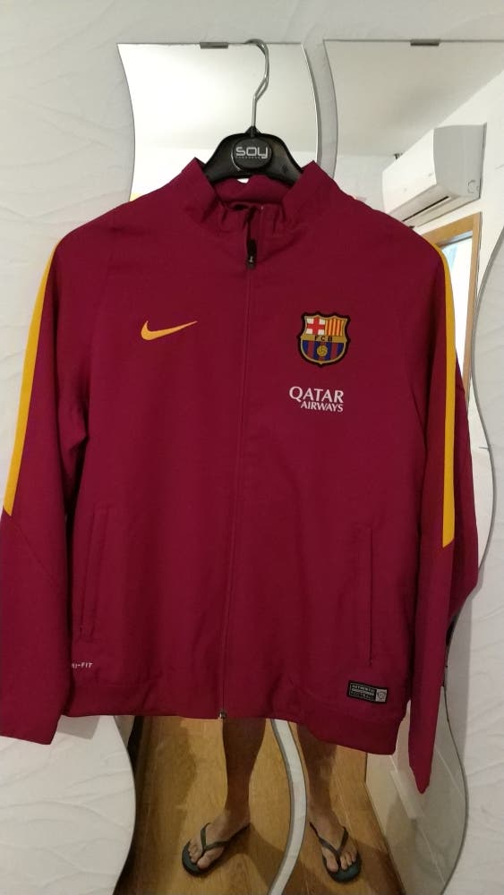 gran descuento 99b9a ffeaa Chandal Nike F.C Barcelona de El Corte Ingles de segunda ...