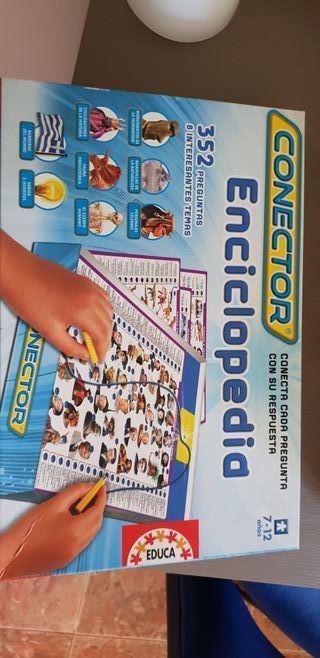 Juego EDUCA Conector Enciclopedia