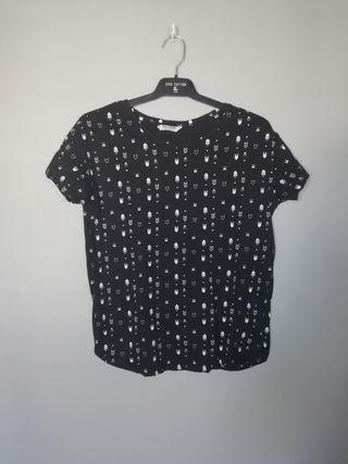 camiseta pull talla s