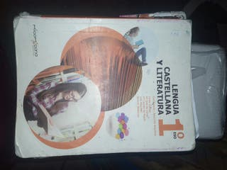 libro castellano 1eso
