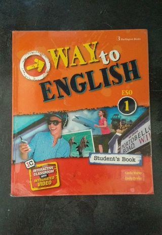 Libro 1°ESO Inglés