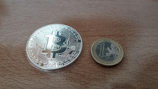 Moneda Bitcoin, 2 ultimas unidades disponibles