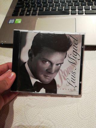 CD Luis Miguel - Romances
