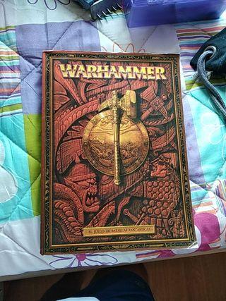 reglamento Warhammer fantasy