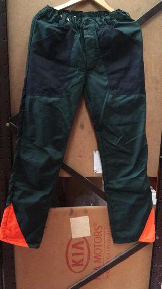 pantalón nuevo stihl con protección anticorte