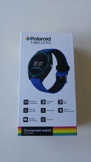 Reloj Smartwatch Polaroid Time Zero