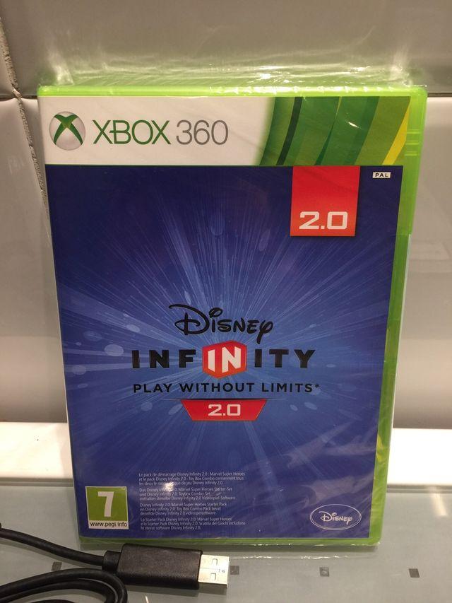 DISNEY INFINITY XBOX360