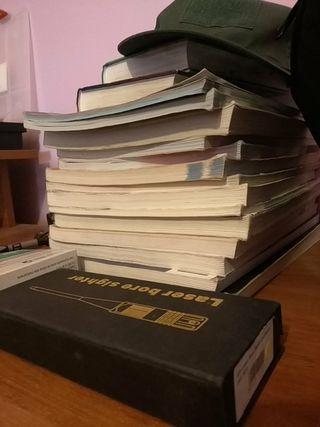 Libros Bachillerato y FP