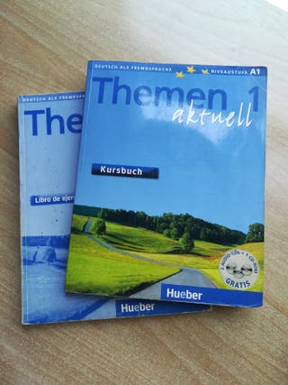 Libros de alemán