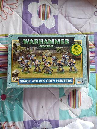 Warhammer lobos del espacio