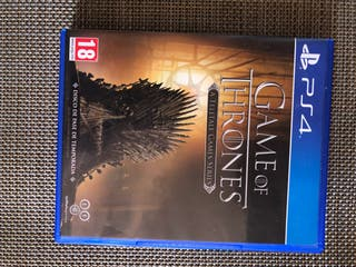 Juego ps4 game of thrones
