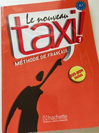 Le nouveau taxi. Francés A1