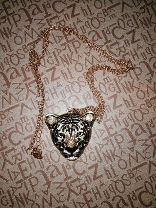 collar de leopardo
