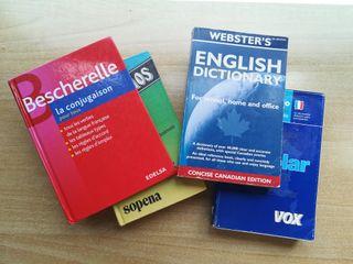 Pack diccionarios