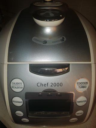 Robot cocina Chef 2000