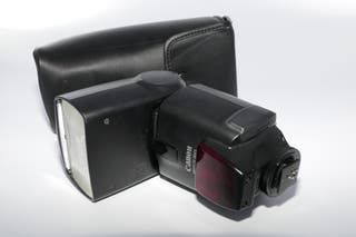 FLASH CANON Speedlite 580EX - Impecable