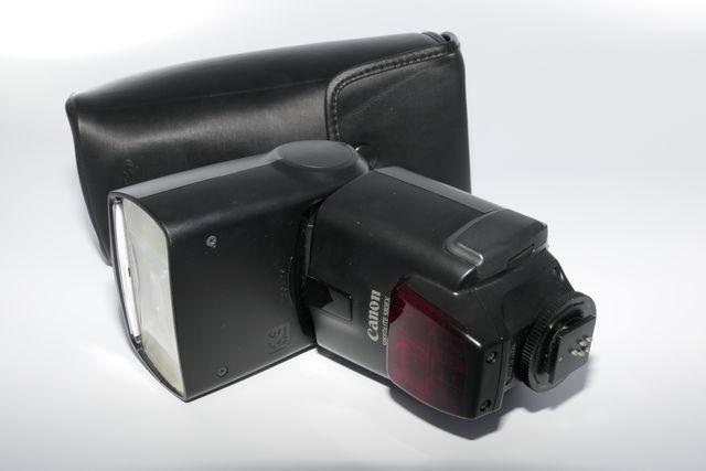 FLASH CANON Speedlite 580EX - Impecable