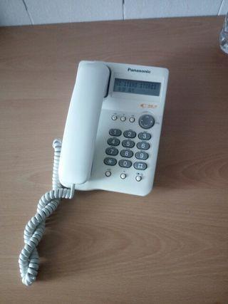 teléfono fijo de panasonic