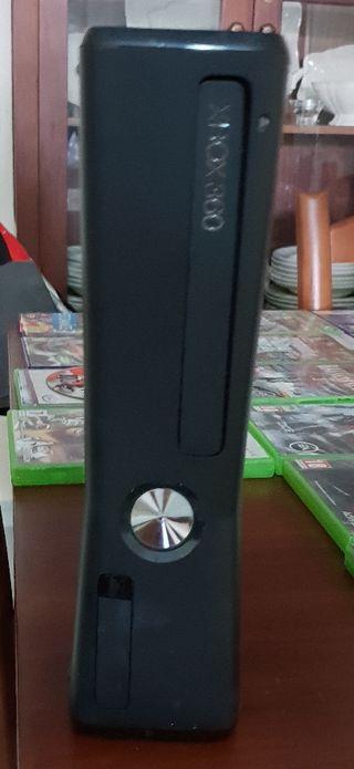 Xbox 360 kinect y muchos juegos