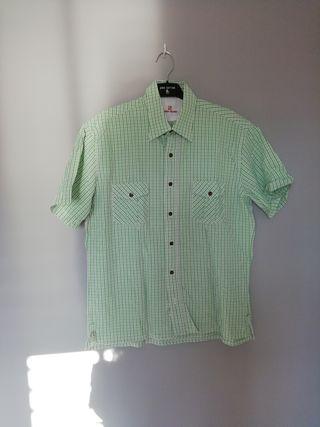 camisa Titto Bluni talla L