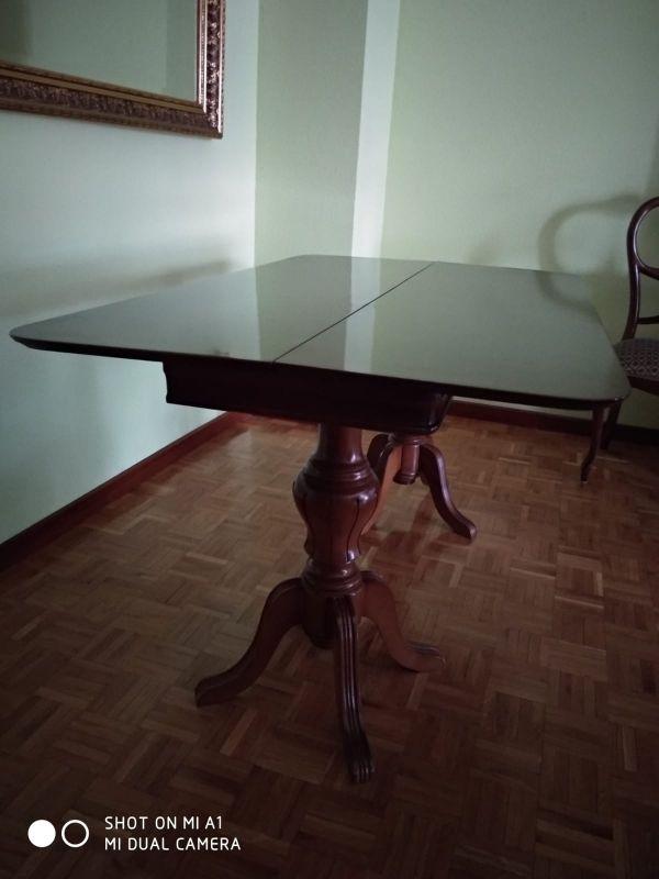 Mueble de salón + mesa plegable comedor de segunda mano por 300 € en ...