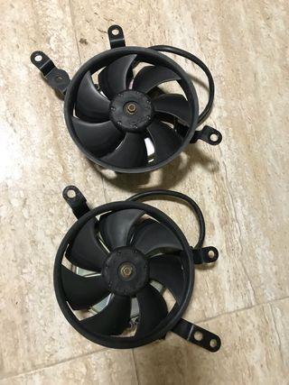 Electroventilador Yamaha r6