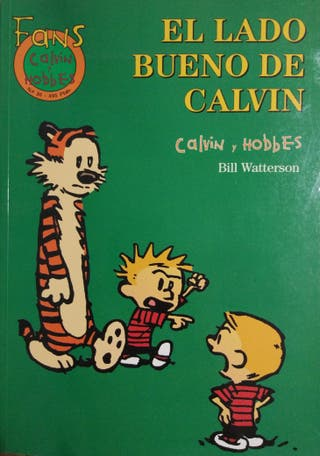 Comics de coleccionista Calvin y Hobbes