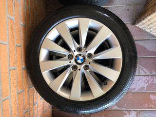 "Llantas BMW Turbina 17"" + Ruedas Continental"