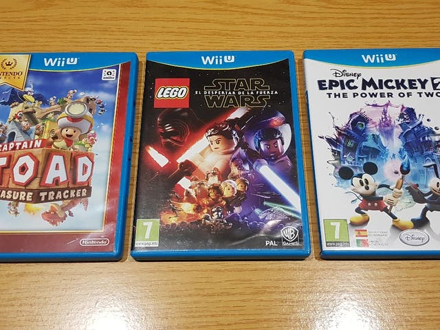 Juegos Para Nintendo Wii U De Segunda Mano En A Coruna En Wallapop