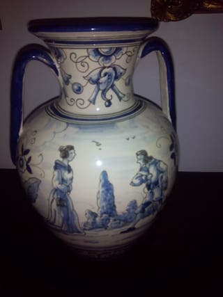 Ánfora de cerámica