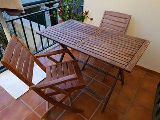 Mesa de terraza / jardín / balcon
